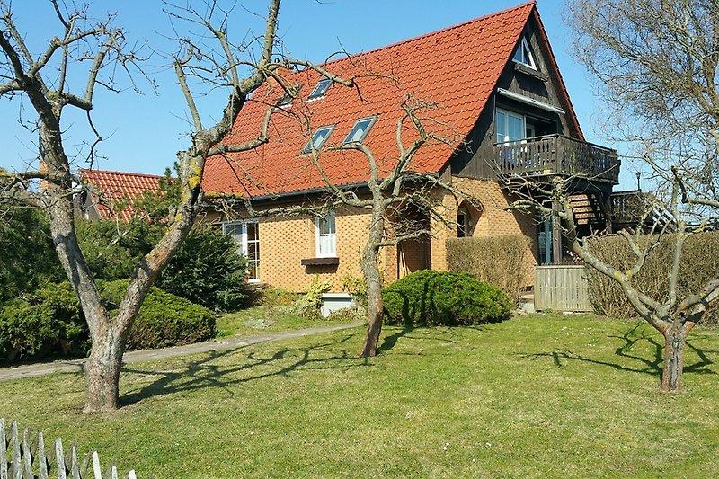 Haus 170m zum See mit weitem Naturblick