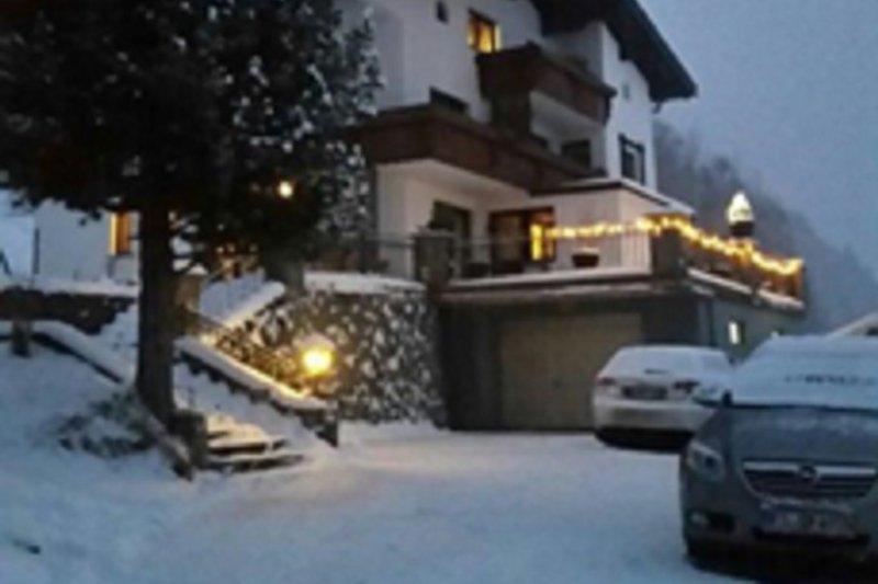 Mitten im Ski-und Wandergebiet Montafon
