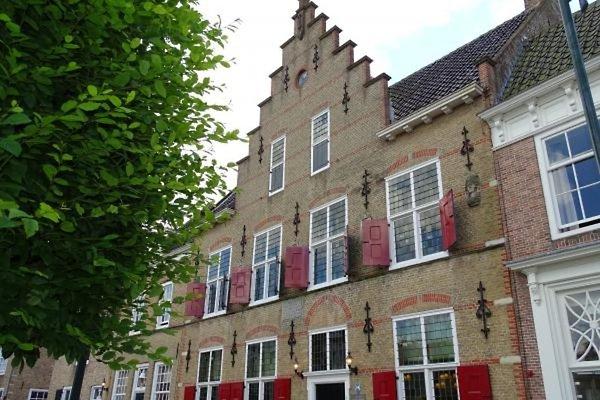 Casa de vacaciones en Sint-Maartensdijk - imágen 1