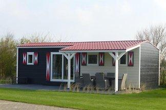 Casa de vacaciones en Biggekerke