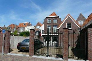 Casa de vacaciones en Middelburg ciudad