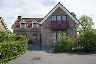 ZE024 - Ferienhaus im Groede