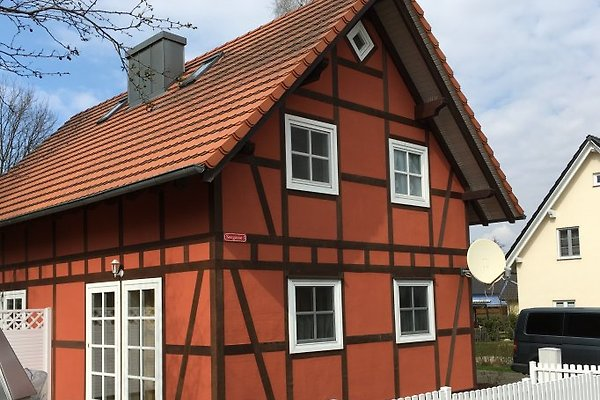 Landhaus Fleesensee -Reiher- in Untergöhren - immagine 1