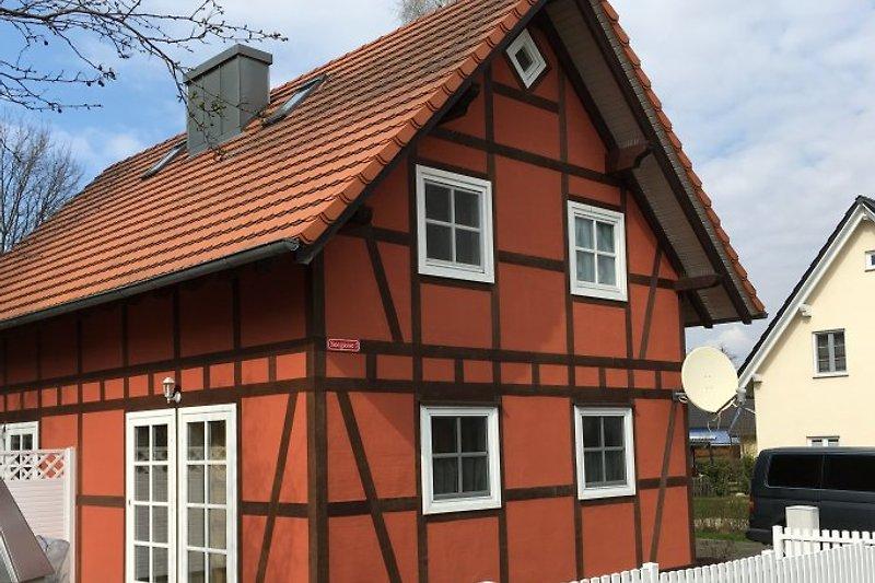Landhaus Fleesensee -Reiher- à Untergöhren - Image 2