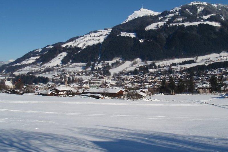Ausblick nach Kitzbühel