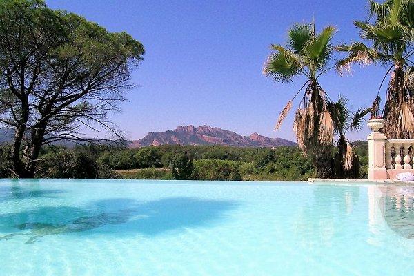Villa Bali :Gite Toba in Roquebrune-sur-Argens - immagine 1