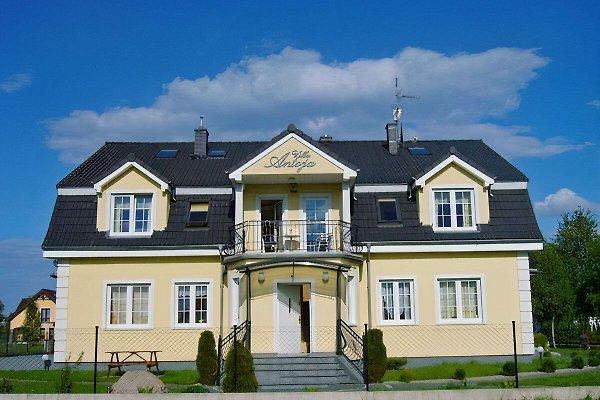 Villa ANTOJA à Grzybowo - Image 1