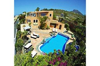 Domek letniskowy Luxusvilla Andalucia, Chayofa