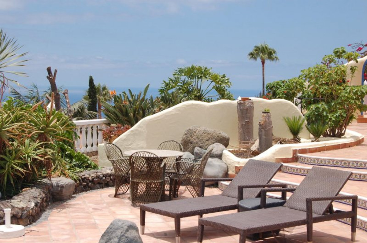 Luxe Villa Andalucia Chayofa Vakantiehuis In Arona Huren