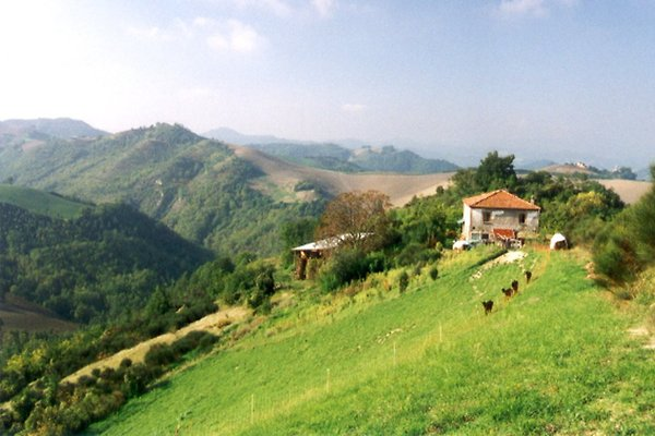 Ca Agostinov über Val di Loto