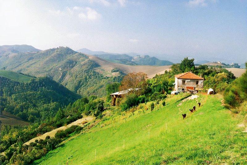 Ca Agostino über Val di Loto