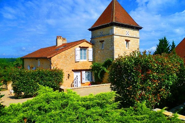 Maison du Vigneron in St Laurent la Vallée - Bild 1