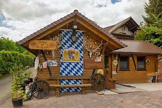 Bayerische Spessarträuber Hütte