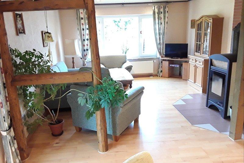 Das 30 qm Wohnzimmer