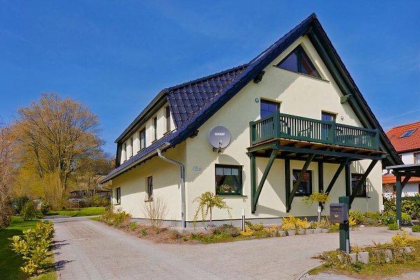 Haus am Wasser FEWO Wasserblic à Middelhagen - Image 1
