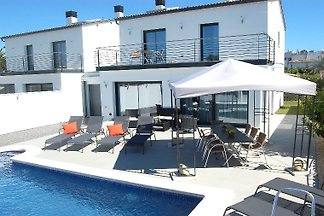 Chalet con piscina Fantastico u. Air