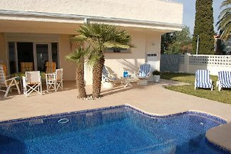 Villa Sunshine, 9 pers., Pool, Klim