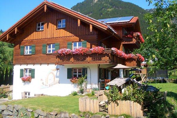 Ferienwohnung an der Sägemühle à Burgberg - Image 1