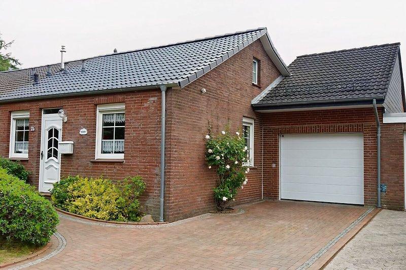 Ihr Komfort-Ferienhaus mit Garage