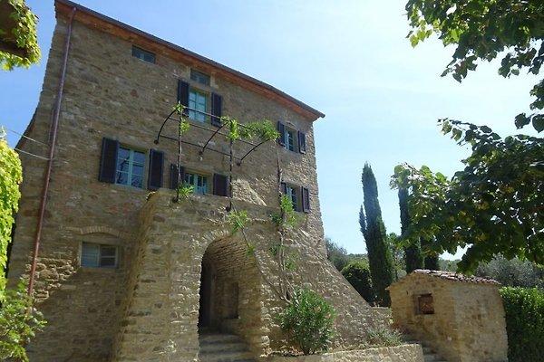 Casa Ámbito Telli en Mercatale di Cortona - imágen 1