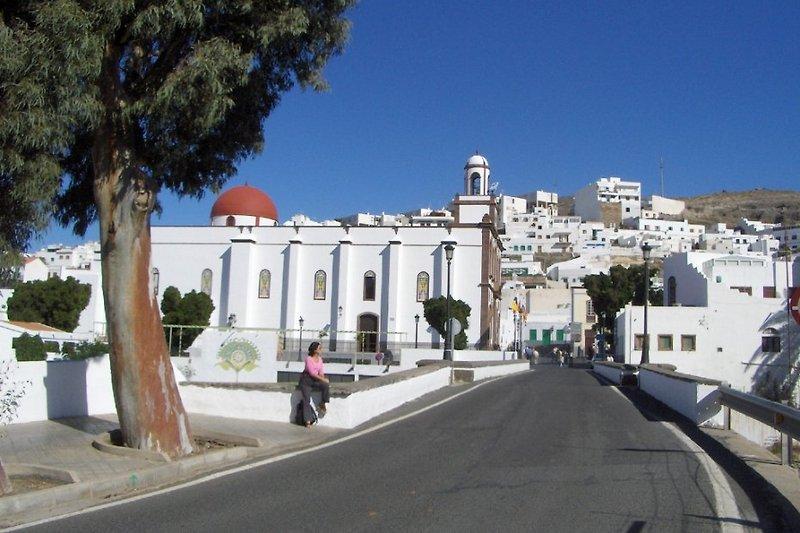 das weiße Dorf Agaete