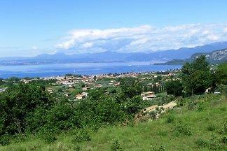 Appart.  avec vue sur le lac-Garda