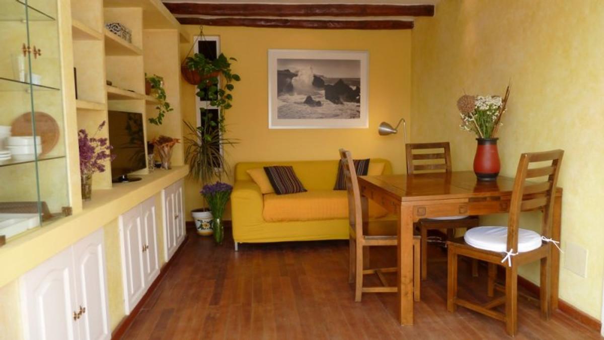 Casa Carmen Holiday Flat In Agaete