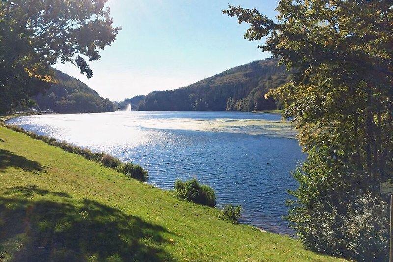 Stausee Bitburg