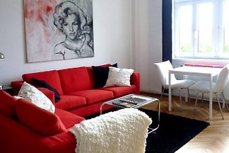 Apartament Winter in Wien:Apartment Donau