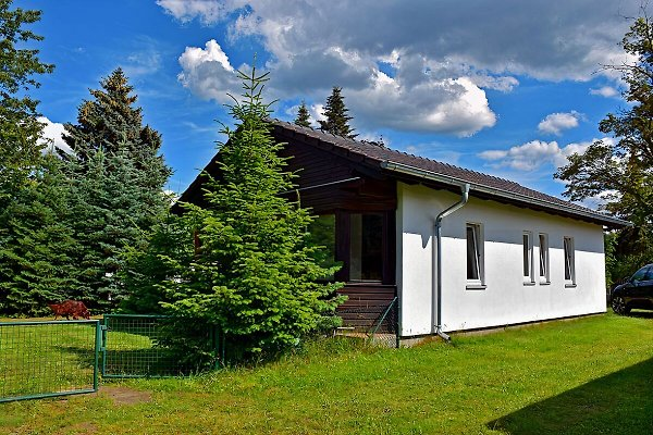 Ferienhaus am Wald in Canow in Canow - immagine 1