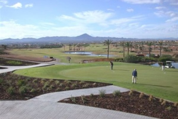 Hacienda Del Alamo Golf Resort in Murcia (town) - picture 1