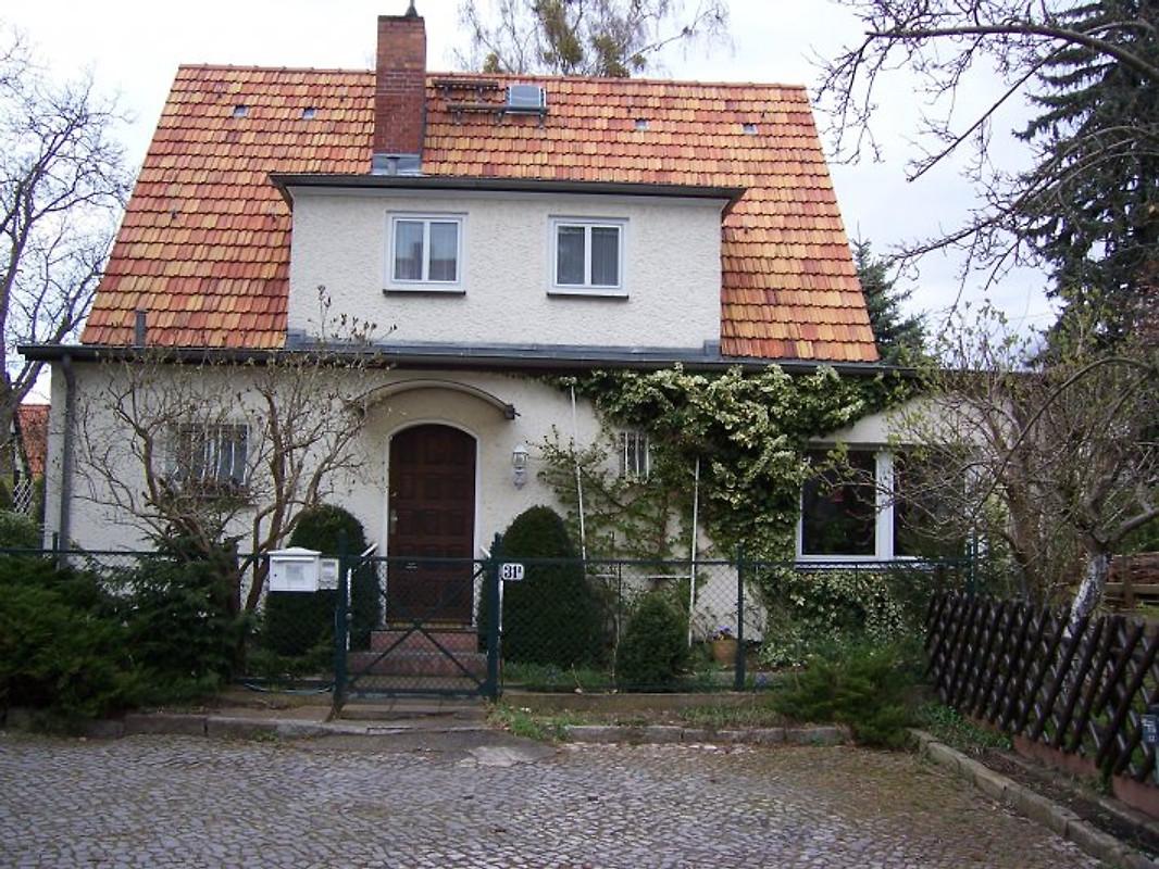 Maison de willow maison de vacances kleinmachnow louer - Maison jardin berlin ...