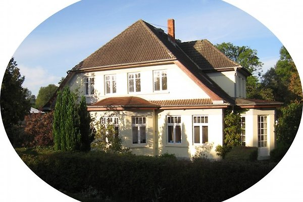 Ferienwohnung am Golfplatz en Wittenbeck -  1