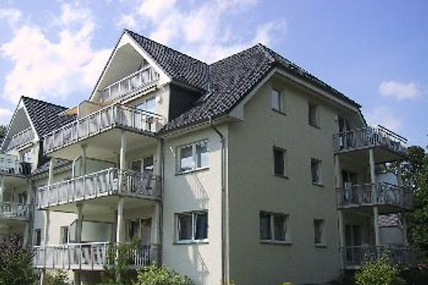 Wohnung Residenz am Ziest en Vietgest -  1