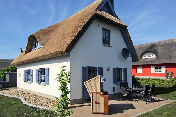Reet-Ferienhaus Pögl in Koserow - immagine 1