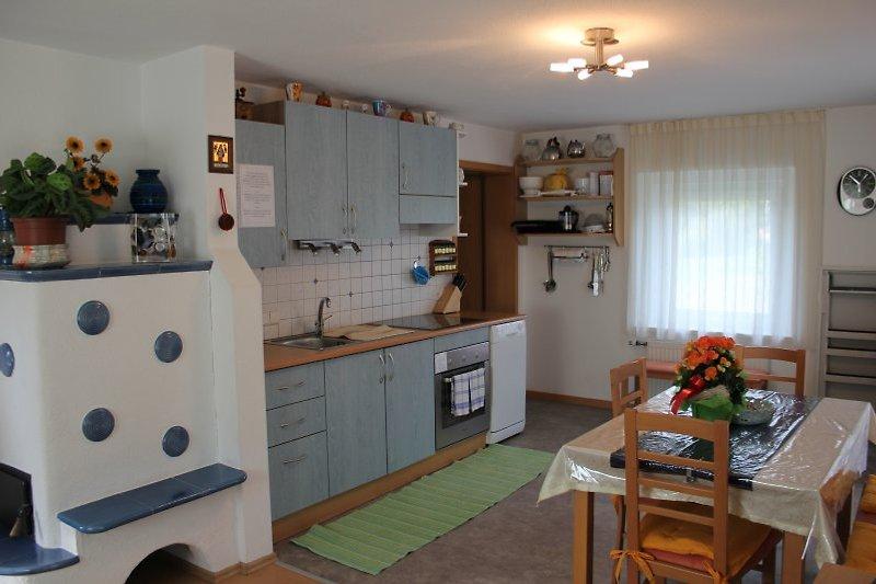 Wohnküche Etage