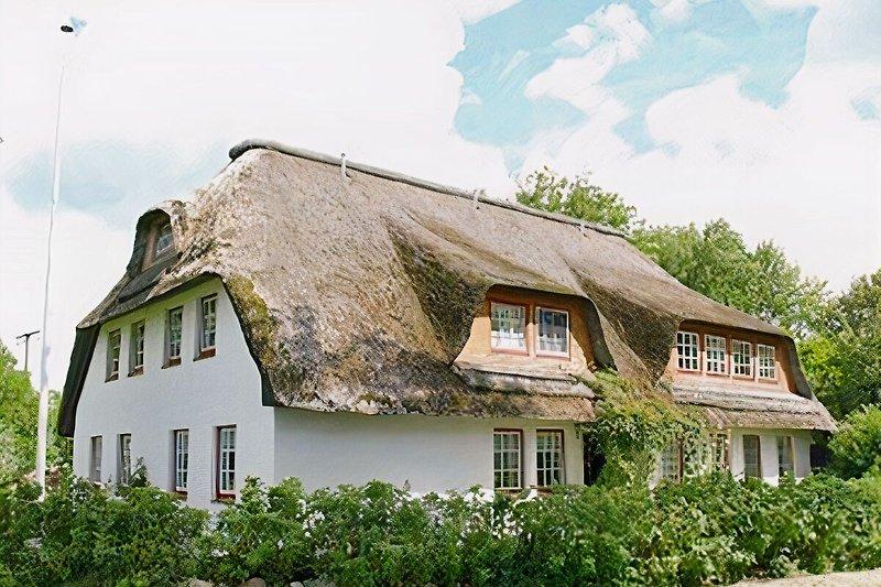 Gepflegtes Reetdachhaus