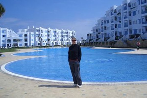 Magnifique appartement au Maroc  à Marina Smir - Image 1