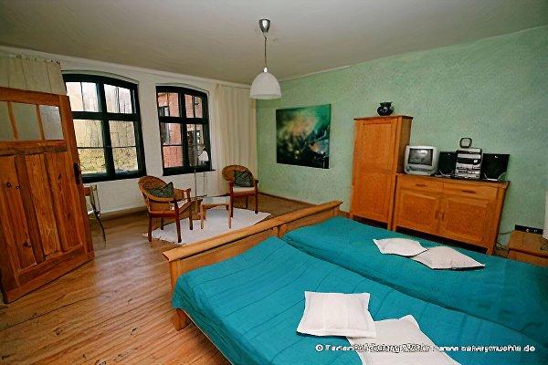 Ferienhof Salvey Mühle à Gartz - Image 1