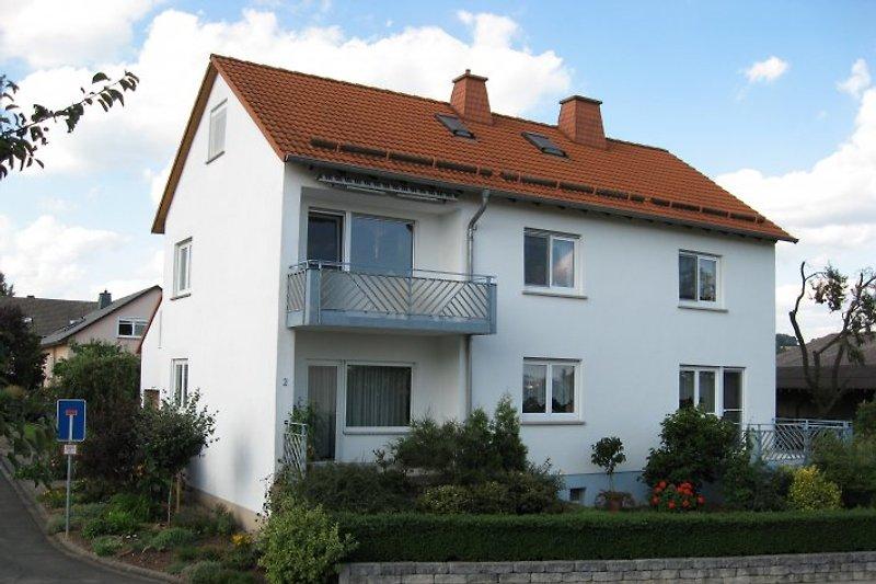 Haus Ferienwohnung Lüdertal