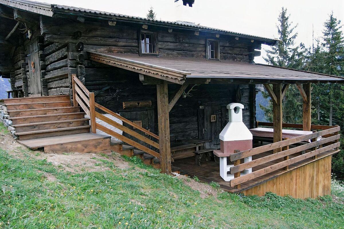 bischoferh tte f r 2 10 personen h tte in alpbach mieten. Black Bedroom Furniture Sets. Home Design Ideas