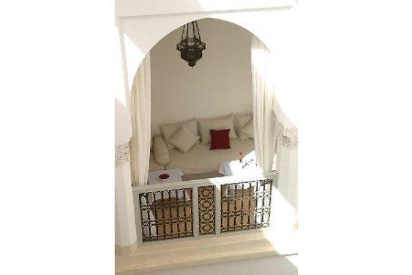 Riad Ariha in Marrakesch Stadt - Bild 1