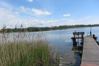 Urlaub im Bungalow am Jabeler See