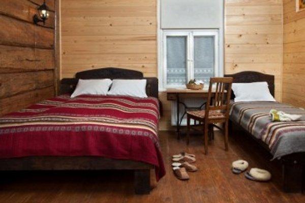 Das Zimmer für 2 oder 3 Personen