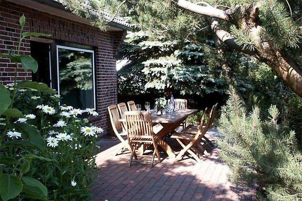 Ferienhaus DerKünstlergarten à Garding - Image 1