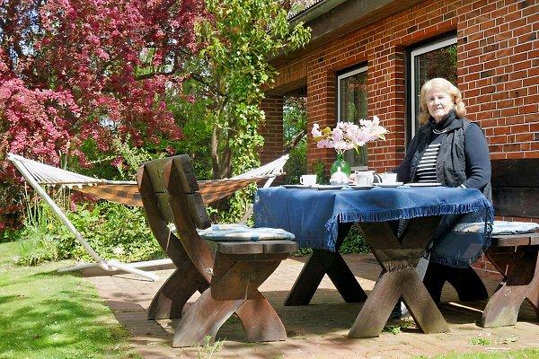 Der Künstlergarten Fewo 1 à Garding - Image 1