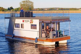 House boat holiday for singles Havelsee