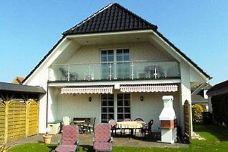 Ferienhaus Wattwurm für 4 Personen