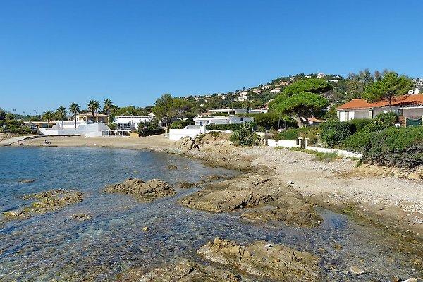 Ferienhaus am Meer in Les Issambres