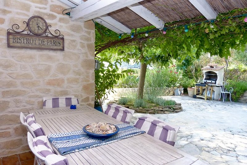 Holidayhome with pool in Le Beausset